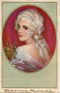 Illustrateur Mauzan - Femme Portrait (degami 3101 - Mauzan, L.A.