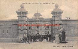 Berchem - Caserne Du Genie - Barracks
