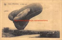 1927 Camp D'Elsenborn. Le Ballon Captif - Elsenborn (camp)