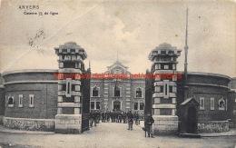 1909 Caserne 7e De Ligne - Anvers - Antwerpen