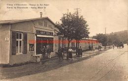 1922 Kamp Elsenborn Koning Albertlei - Elsenborn (camp)