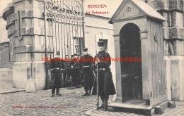 Berchem Soldaten En Onderofficieren Van De Genie - Antwerpen