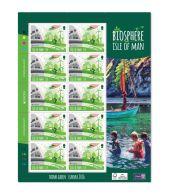 Europa 2016 - Isle Of Man - Think Green - Feuillet Neufs // Mnh - 2016