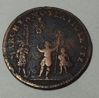 1580 ? ND - Pays-Bas - Netherlands - Provinces Unies - Utrecht - Jeton - Token - Royal/Of Nobility