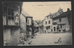 UZERCHE - Rue Du Puy Chammard - Uzerche