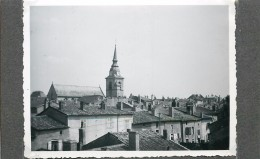 COMMERCY(meuse)- Vue Générale En 1939, Photo Format 11,5x8,8cm. - Lieux