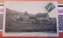Environs De Laumes - Le Chateau De Villers - Altri Comuni