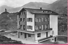Hotel Simplon Blick Simplon Pass Geschw. Borter - VS Wallis