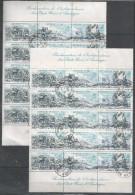 10x MALI - History - 200 Annivers. De L'Independance De Etats - Unis  D'Amerique - CTO - Storia