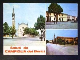 VENETO -VICENZA -CAMPIGLIA DEI BERICI -F.G. - Vicenza