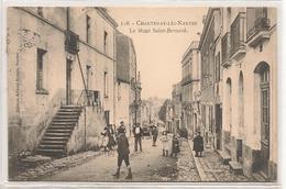 Chantenay Les Nantes - 116 - Le Mont Saint Bernard  - CPA° - France