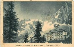 CHAMONIX HOTEL DE MONTENVERS AIGUILLE DU DRU - Chamonix-Mont-Blanc