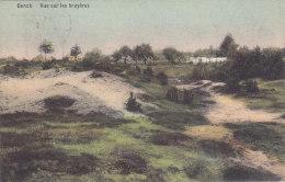 Genk Genck - Vue Sur Les Bruyères (colorisée, 1910) - Genk