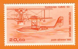 Ph-France-Aériens-neuf** 1987 N°58b ( 2ième Tirage)