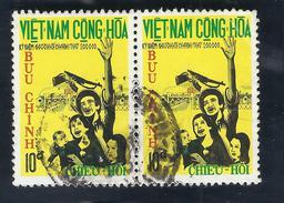 1973-Vitnam Del SUD- 200000th Return - Vietnam