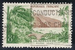 1957-Guadeloupe- La Rivière Sens - Antille