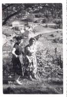 PIERRE PERCEE  SEPTEMBRE 1952  VUE SU LE VILLAGE  10X7CM - Places