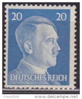 Germany 1941-44, Adolf Hitler, 20pf, MNH - Alemania