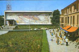 Romania -  Postcard 1988 Used -  The Resort On The Romanian Coast - Mangalia - The House Of Culture - Romania