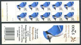 172 ETATS UNIS (USA) 1995 - Yvert Carnet C 2354 - Oiseau Geai Bleu - Neuf ** (MNH) Sans Charniere - Vereinigte Staaten
