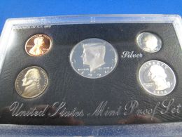 1994S U.S. MINT -  SILVER PROOF SET   (ersp6) - Federal Issues