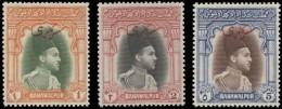 Pakistan (Bahawalpur) Scott #O-21-23, Set Of 3 (1948), Mint Hinged