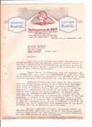SHAMPOING MARCEL - A. DOT - BELFORT - LETTRE CHAPLAIS PONTCHATEAU - France