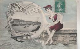 Trouville Sur Mer : Vue Des Quais. - Trouville