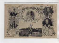 Souvenir Du Couronnement De Notre Dame De GRAY - 1909 - Très Bon état - Gray