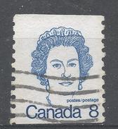 Canada 1974. Scott #604 (U) Queen Elizabeth II - 1952-.... Règne D'Elizabeth II