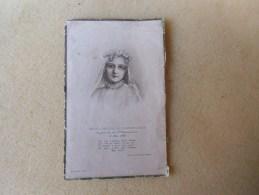 """Image Pieuse  1er Communion Solennelle ( Environs D'argentan """" Almenesches   ) Dep 61 - Imágenes Religiosas"""
