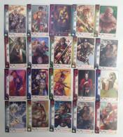 Sangokushi Taisen : 20 Japanese Trading Cards - Trading Cards