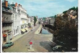 CPM - FRANCE (19) -  TULLE  - La Corrèze Et Le Quai De La République  . - Tulle