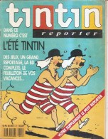 Tintin N° 31--1989 - Tintin