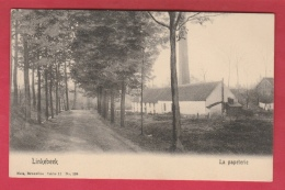 Linkebeek - La Papeterie - 190? ( Verso Zien ) - Linkebeek