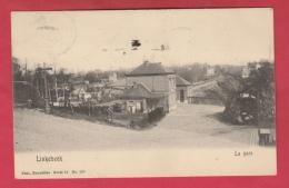 Linkebeek - La Gare - 1906 ( Verso Zien ) - Linkebeek