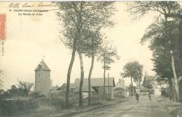 (45) SAINT-JEAN-DE-BRAYE : La Route De Gien - France