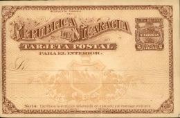 NICARAGUA - Entier Postal Non Voyagé - A Voir - L  4245 - Nicaragua