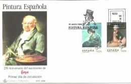 POSTMARKET ESPAÑA GOYA - Sonstige