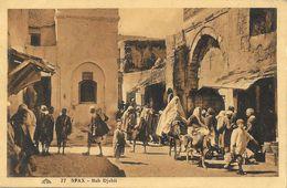 Tunisie - Sfax - Bab Djebli - Carte CAP Sépia N° 27 - Tunisia