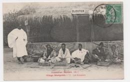 59 NORD - ROUBAIX Exposition De 1911, Village Sénégalais, Les Bijoutiers - Roubaix
