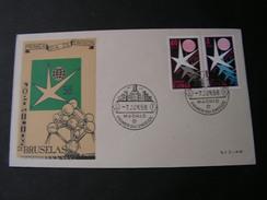 Spanien FDC 1958 - FDC
