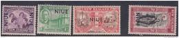 Niue SG 98-101 1946 Peace MNH - Niue
