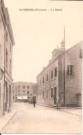 SAINT-MARCELLIN (42) La Mairie - Autres Communes
