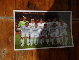Real Madrid - Soccer