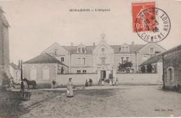 MORANNES -49- L'HOPITAL - France