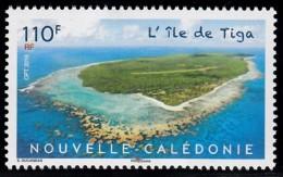 Nouvelle Calédonie 2016 Île De Tiga ** - Nueva Caledonia