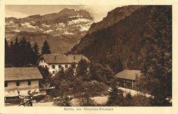 Hôtel Des Montées Pélissier - Les Houches (haute-Savoie) - Edition G. Tairraz - Hotels & Restaurants