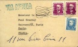 BRÉSIL - Carte Commerciale Pour La France En 1959 - A Voir - L  4281 - Brésil