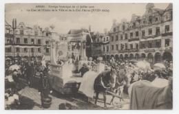 62 PAS DE CALAIS - ARRAS Cortège Historique Du 17 Juillet 1910 - Arras